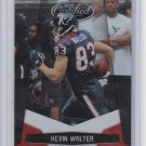 2010 Panini Certified Platinum Red #57 Kevin Walter #'D 433/999