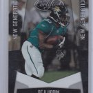 2010 Panini Certified New Generation RC #199 Deji Karim #'D 585/999
