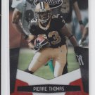 2010 Panini Certified Platinum Red #96 Pierre Thomas #'D 700/999