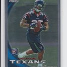 2010 Topps Chrome Rookie Card #C48 Kareem Jackson Texans