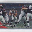 2010 Topps Chrome #C37 Michael Turner Falcons