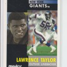 1991 Pinnacle #273 Lawrence Taylor Giants NMT-MT