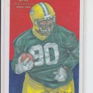 2009 Topps National Chicle Rookie Card #18 B.J. Raji NMT-MT