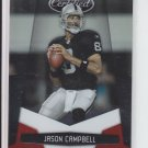2010 Certified Platinum Red #109 Jason Campbell #'D 312/999