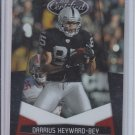 2010 Panini Certified Platinum Red #110 Darrius Heyward-Bey Raiders #'D 492/999