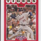 2008 Topps Opening Day #149 Justin Verlander Tigers NMT-MT