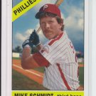 2010 Topps Vintage Legends Collection #VLC-34 Mike Schmidt Phillies