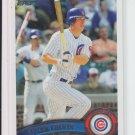 2011 Topps Series 1 #256 Tyler Colvin Cubs