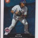 2011 Topps ToppsTown #TT-8 Jose Reyes Mets Code Expired