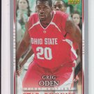 2007-08 Upper Deck First Edition Star Rookie 201 Greg Oden Suns