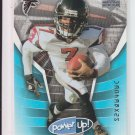 2004 Upper Deck Power Up #4 Michael Vick Falcons 10 Points Expired