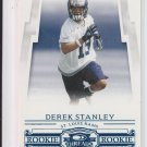 2007 Donruss Threads Retail Blue Rookie Card #156 Derek Stanley Rames #'D 255/350