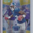 2008 Score Select Gold Zone #205 Plaxico Burress Giants #'D 38/50