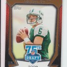 2010 Topps 75th Anniversary #75DA-9 Mark Sanchez Jets