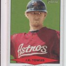 2007 Bowman Heritage Prospects #BHP40 J.R. Towles Astros