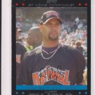 2007 Topps Update #254 Albert Pujols Cardinals NMT Slight Chipping