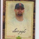 2007 Upper Deck Artifacts #66 Albert Pujols Cardinals