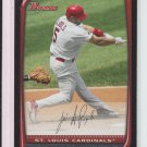 2008 Bowman #160 Albert Pujols Cardinals