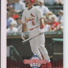 2008 Upper Deck National Baseball Card Day #UD11 Albert Pujols Cardinals