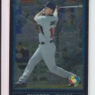 2009 Bowman Chrome Draft WBC #BDPW31 Chipper Jones Braves
