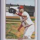 2010 Topps 206 Hats On SP Albert Pujols Cardinals