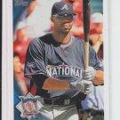 2010 Topps Update AS #US-75 Jason Heyward Braves