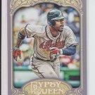 2012 Topps Gypsy Queen #98 Jason Heyward Braves