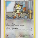 Pokemon Promo Card #BW35 Meowth