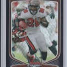 2009 Bowman Chrome Refractors #59 Warrick Dunn Buccaneers