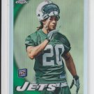 2010 Topps Chrome Rookie Card Refractors #C118 Kyle Wilson Jets