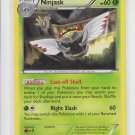 Pokemon Black & White Dragons Exalted Uncommon #11/124 Ninjask