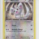 Pokemon Black & White: Dragons Exalted Reverse Holo Common #109/124 Minccino