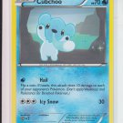 Pokemon Black & White Plasma Storm Common #40/135 Cubchoo