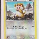 Pokemon Black & White Plasma Storm Common #110/135 Patrat