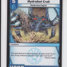 Kaijudo Uncommon #45 Hydrobot Crab