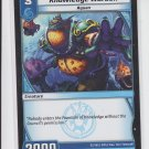 Kaijudo Common #52 Knowledge Warden