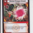 Kaijudo Common #125/165 Simian Trooper Grash