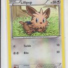 Lillipup Common Pokemon Black & White XY #108/146
