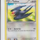 Taillow Common Pokemon Black & White XY #102/146