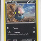 Inkay Common Pokemon Black & White XY #75/146