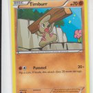 Timburr Common Pokemon Black & White XY #65-146