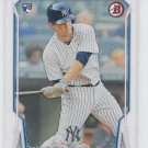 J.R. Murphy Rookie Card 2014 Bowman RC #172 Yankees QTY Available