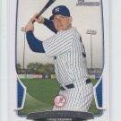 Kevin Youkilis Baseball Trading Card 2013 Bowman #69 Yankees QTY Available
