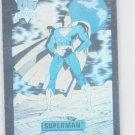 Superman Hologram Hall of Fame 1991 Impel #DCH8  *ROB
