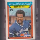 KMart Memorable Moments Set of 33 Cards No Dupes Hand Collated 1988 Topps Clark