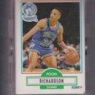 Pooh Richardson Rookie Card Lot of (29) 1990-91 Fleer #116 Timberwolves