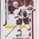 Lee Stempniak Glossy Parallel 2011/12 Score #353 Flames