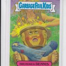 Drummed Dennis 2013 Topps Garbage Pail Kids Series 2 Trading Card #95a