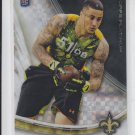 Kenny Vaccaro XFractors Parallel 2013 Topps Platinum RC #101 Saints