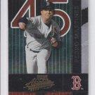 Pedro Martinez Baseball Trading Card 2002 Playoff Absolute Memorabilia #21